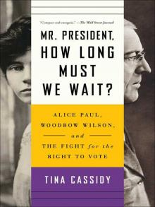 Mr. President, How Long Must We Wait? Alice Paul, Woodrow Wilson, and the Fight for the Right to Vote  by Tina Cassidy