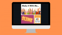 MAKE IT WITH ME… SLIME!