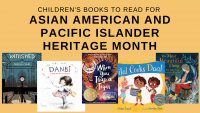 Children's Books for AAPI Heritage Month