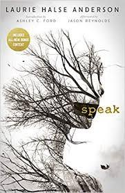 Cover of Speak by Lauri Halse Anderson
